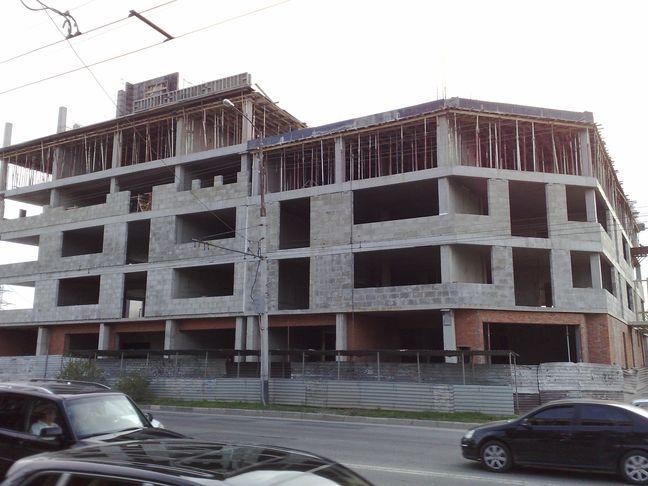 Постройки домов из пенобетонных блоков
